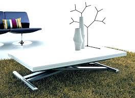 Adjustable Coffee Dining Table Adjustable Coffee Table Convertible Coffee Table With Height