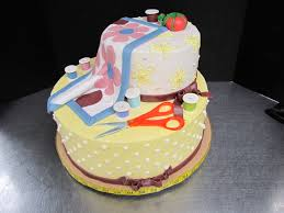 quilting cake made for my grandmother u0027s 80th birthday she loves