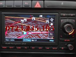 actualizare harti navigatie audi bmw mercedes vw auto update gps