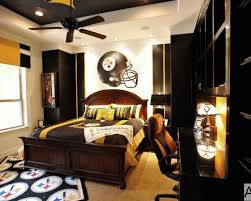 Football Room Decor Stylish Football Room Decor Magnificent Boys Bedroom Ideas