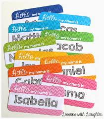 student name tags for desks chevron name tags for student chairs student chair students and