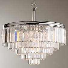 Crystal Chandelier Lyrics by Modern Faceted Glass Layered Chandelier Convertible