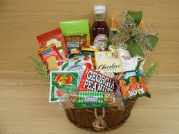 Georgia Gift Baskets Flavors Of Georgia Medium Gratitude Goodies Georgia