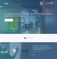 html template 26 best corporate html templates free premium responsive and