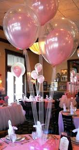 how to use tulle to decorate a table table decorating with tulle double stuffed balloons use tulle