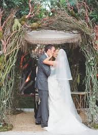 Bamboo Chuppah Arches And Chuppahs 19 Gorgeous Wedding Arbors And Canopies