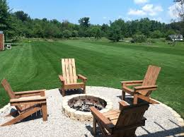 building fire pit in backyard a diy back yard transformation pergola deck u0026 fire pit diy at