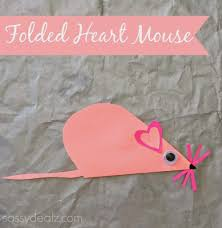 creative ideas on heart shaped animal crafts for kids fab art diy
