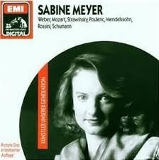 Sabine Meyer - 'Kunstler - CD_6500