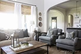 Pottery Barn Livingroom Living Room Updates Crazy Wonderful