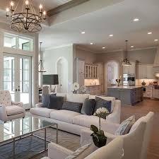 Small Open Floor Plan Kitchen Living Room The 25 Best Bungalow Floor Plans Ideas On Pinterest Bungalow