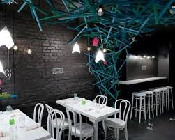 Best Small Restaurant Ideas Images On Pinterest Restaurant - Interior restaurant design ideas