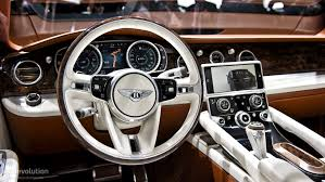 bentley inside view bentley exp 9 f 2458427