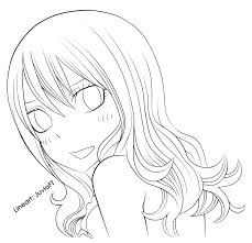 juvia loxar 291 lineart fairy tail by juviaft on deviantart