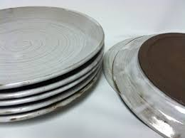 ceramic wedding plates handmade dinner plates pottery dinnerware ceramic plate
