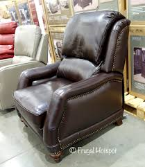 costco deal synergy home furnishings monica recliner synergy frugal hotspot