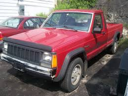 1988 jeep comanche pioneer 4x4 1991 jeep comanche information and photos zombiedrive