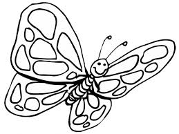 coloring pages animals butterfly coloring pages precious moments