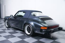 Porsche 911 Hardtop Convertible - dream garage sold carsporsche porsche 911 3 2 carrera cabriolet