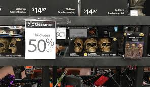 50 off halloween clearance at walmart the krazy coupon lady
