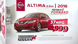 nissan rogue price 2016 2016 nissan altima or 2016 nissan rogue u2022 make no payments until