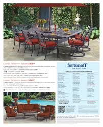 Fortunoff Backyard Store Springfield Nj Backyards Charming Atlas Padded Sling 7 Pc Aluminum Dining Set