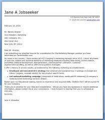 marketing manager cover letter project engineer cover letter 50