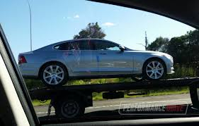 volvo official 2017 volvo s90 spotted in australia ahead official launch