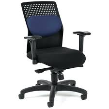 desk chairs blue desk chair with arms ergo comfort office no
