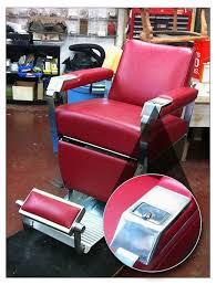 Old Barber Chair Upholstery Seattle Blog