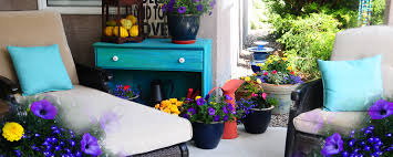chalky paint colors re purpose patio and garden display