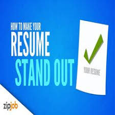 Free Online Resume Critique by Zipjob Is The Company Provides Services Of Resume Writing Services