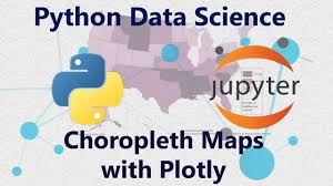 Pandas Map Geographic Choropleth Maps In Python Using Plotly Pandas