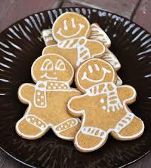 Pumpkin Gingerbread Cookies Baking Bites