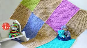 loom knitting baby blanket pattern easy on a round 24 peg loom