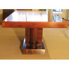 1930 Dining Table Deco Rosewood Dining Table C 1930 S Sold Classic Antiques Phl