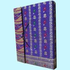 fabric photo album fabric cover photo album parmatma handicraft