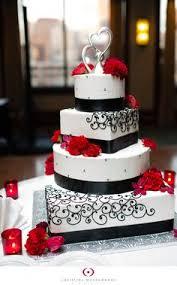 purple rose u0026 brooch wedding cake wedding cakes red wedding