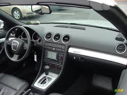 audi dashboard 2007 audi a4 2 0t quattro cabriolet ebony dashboard photo