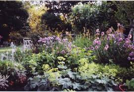 a lovely herb garden gardens of the cottage