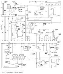 1988 ford ranger wiring schematic ford electrical wiring diagrams