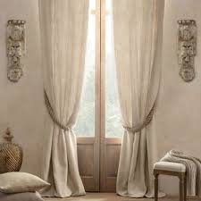 decorations vintage two panel curtain design for traditional