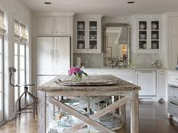 Country Style Kitchen Islands French Country Kitchen Island Design Ideas