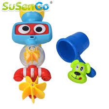 popular toys baby shower buy cheap toys baby shower lots from bath toy baby shower water cup submarine station operated china mainland