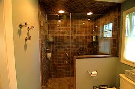 bathroom amusing happy design small bathroom doorless shower