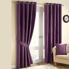 purple and grey living room curtains house design ideas
