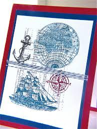 nautical card handmade versatile get well happy birthday