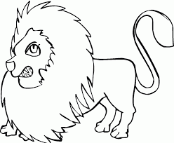 performing bear coloring page royalty free stock lion designs of