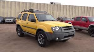 photo image gallery u0026 touchup paint nissan xterra in solar yellow