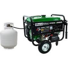 gas generator electric start 12v dc outlet new 7000 u2012watt powered